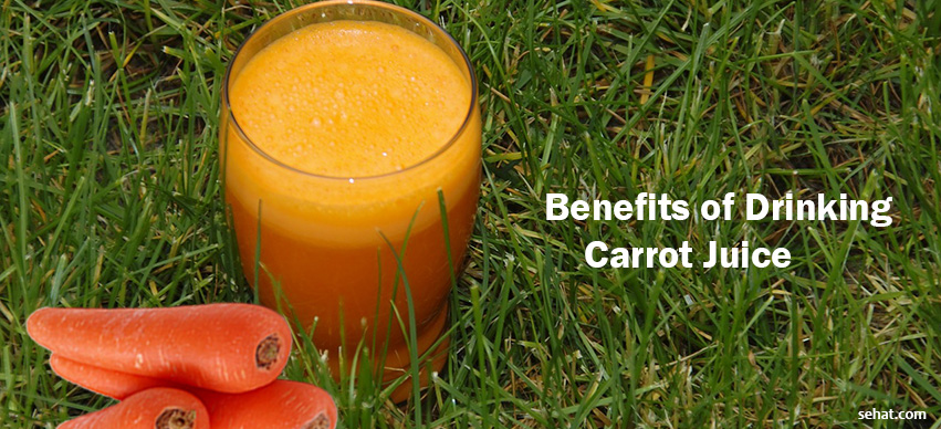 Reasons You Should Drink Carrot Juice