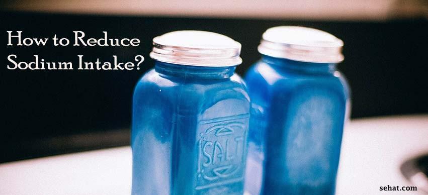 Reducing Your Sodium Intake