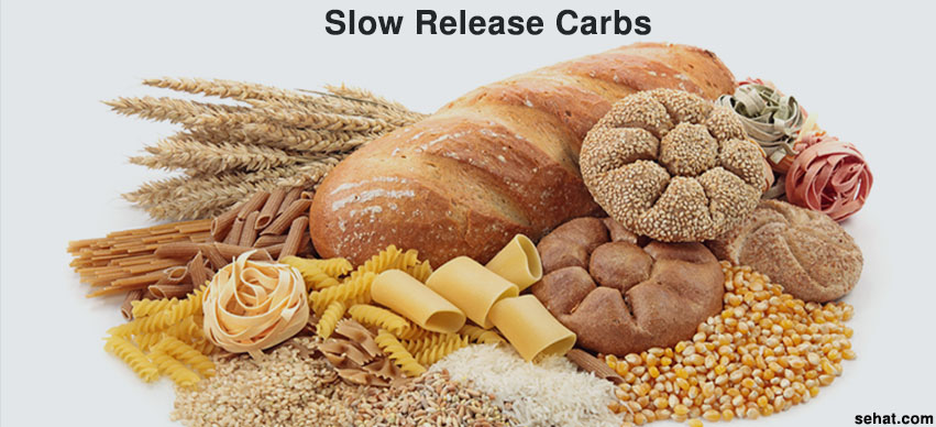 Consume Slow Release Carbs at Different Times for Varying Benefits