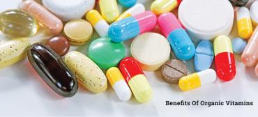 The Benefits Of Organic Vitamins