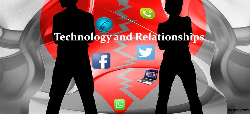 The Effect of Technology on Relationships