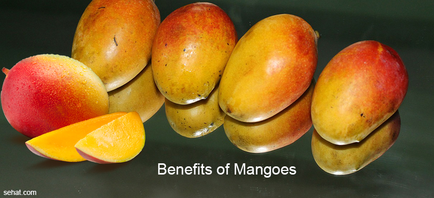 The Many Amazing Health Benefits of Mangoes - The King of Fruits