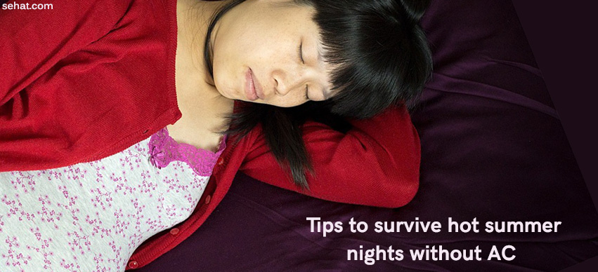 Tips to Getting Good Sleep During Summer Nights Without Air Conditioner