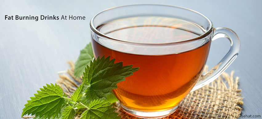 Top 5 Fat Burning Drinks At Home