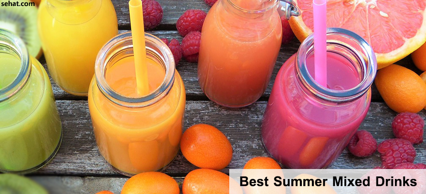Best Mixed Drink Recipes To Quench Your Thirst This Summer