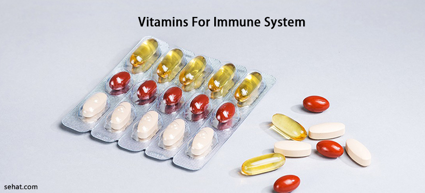 Vitamins To Boost Your Immune System