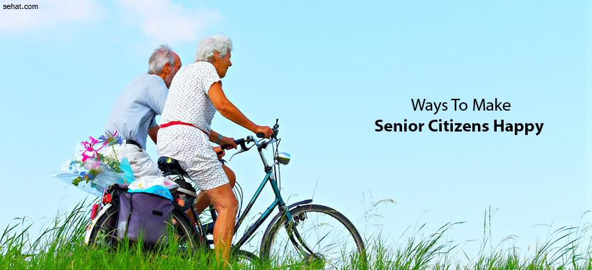 5 Best Ways To Make Senior Citizens Happy
