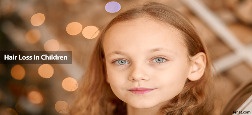 What Can Cause Hair Loss in Children?