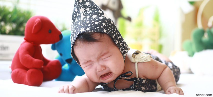 What To Do When Baby Gets Sick?