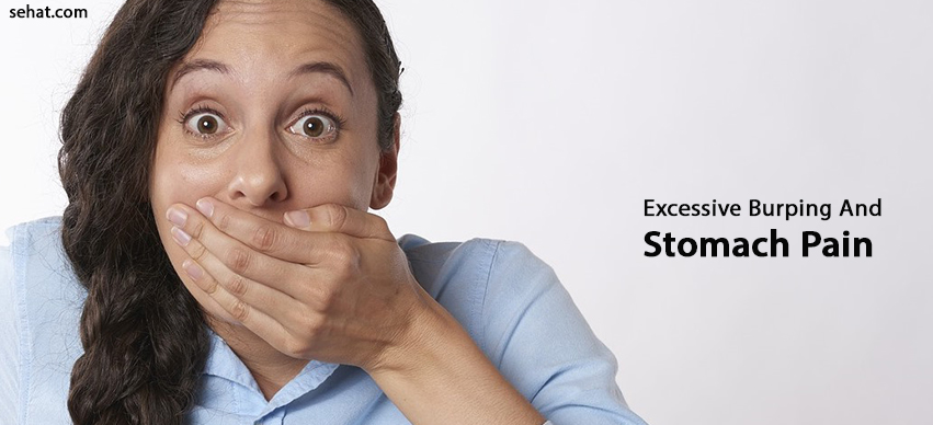 When To Worry About Excessive Burping And Stomach Pain?