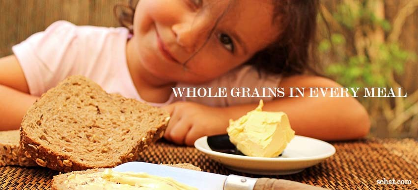 Whole Grains in Every Meal