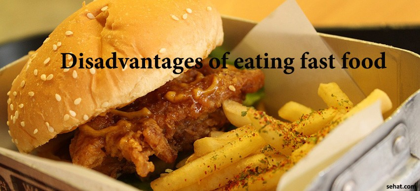 Why is Fast Food Bad For You?