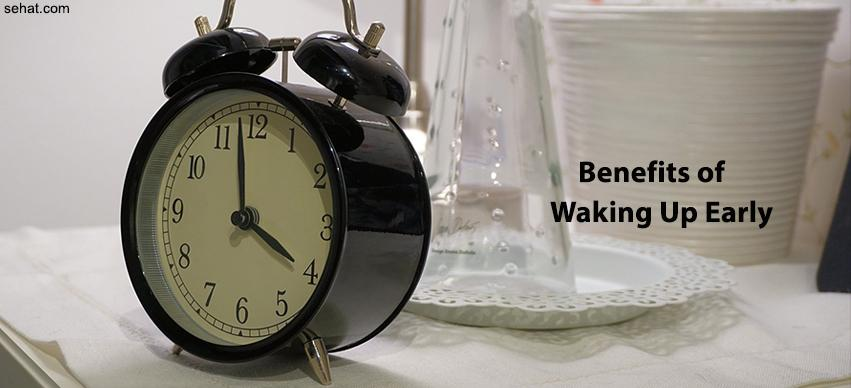 Why You Should Get Up Early?