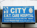 City E.N.T Care Hospital Hyderabad