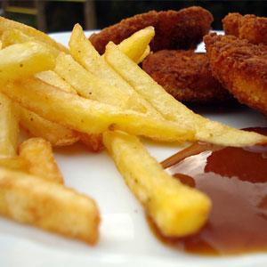 Study shows chronic disease can be triggered by eating unhealthy foods